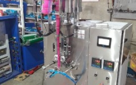 granular sachet machine (single-person)
