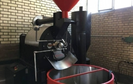 Coffee roaster machine 30 kg